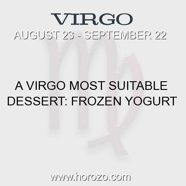 Virgo zodiac fact